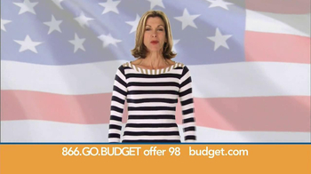 Budget Rent a Car TV Spot For Clever Compact Car Featuring Wendie Malick - Thumbnail 2