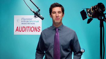 Fluzone TV Spot, 'Auditions' - Thumbnail 1