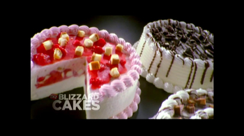 Dairy Queen TV Spot For Blizzard Cakes - Thumbnail 2
