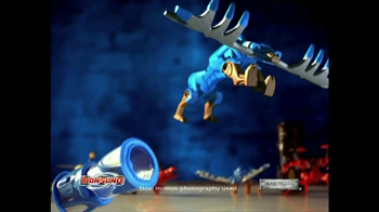 Jakks Pacific TV Spot for Monsuno Action Figures
