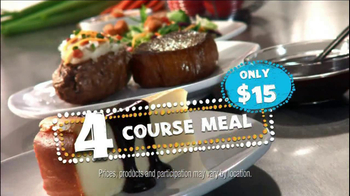 Outback 4 Menu TV Spot - Thumbnail 10
