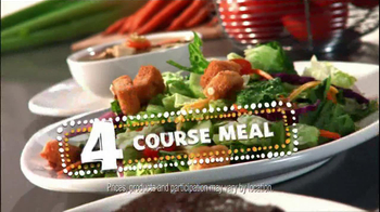 Outback 4 Menu TV Spot - Thumbnail 9