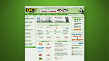 Ebates TV Spot for Cash Back - Thumbnail 6