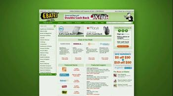 Ebates TV Spot for Cash Back - Thumbnail 6