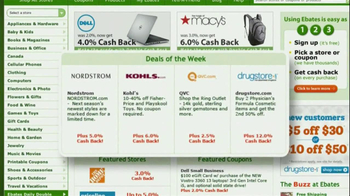 Ebates TV Spot for Cash Back - Thumbnail 8