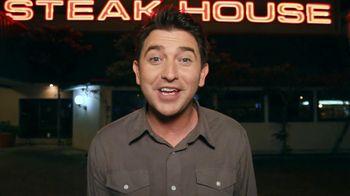 Walmart TV Spot Prime Time Steakhouse Steak-Over - 12 commercial airings