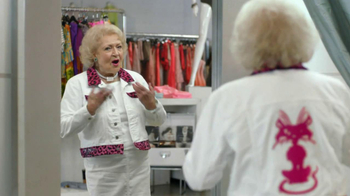 Tide Vivid TV Spot, 'Rules of White' Featuring Betty White - Thumbnail 2