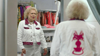 Tide Vivid TV Spot, 'Rules of White' Featuring Betty White - 223 commercial airings