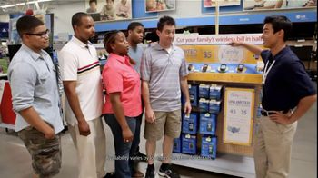 Walmart TV Spot Featuring The Smith Family - 100 commercial airings