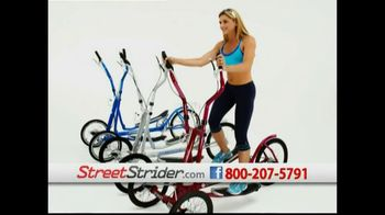 Street Strider TV Spot, 'Elliptical Outdoors' - 1354 commercial airings