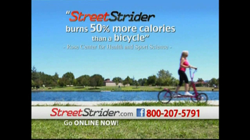 Street Strider TV Spot For Elliptical Outdoors - Thumbnail 7