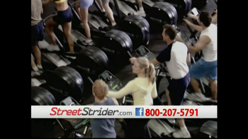 Street Strider TV Spot For Elliptical Outdoors - Thumbnail 2