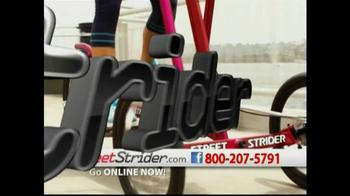 Street Strider TV Spot, 'Elliptical Outdoors' - Thumbnail 6