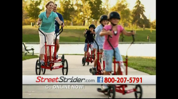 Street Strider TV Spot For Elliptical Outdoors - Thumbnail 4