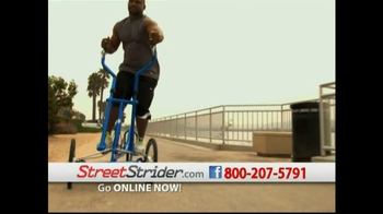 Street Strider TV Spot For Elliptical Outdoors - Thumbnail 5