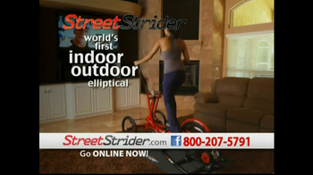 Street Strider TV Spot For Elliptical Outdoors - Thumbnail 6