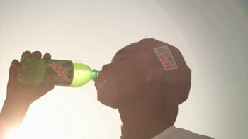 Mountain Dew TV Spot For How We Dew Theotis Beasley - 56 commercial airings