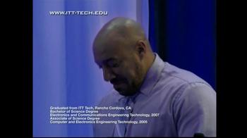 ITT Technical Institute TV Spot Reunion With Robert Fyfe - Thumbnail 5