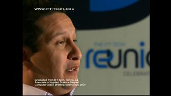 ITT Technical Institute TV Spot Reunion With Robert Fyfe - Thumbnail 9