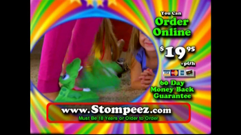 Stompeez TV Spot For Animal Slippers - Thumbnail 5