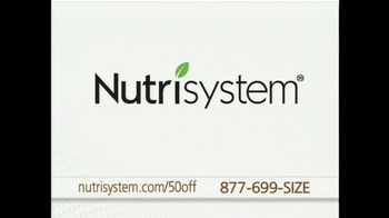 Nutrisystem TV Spot, 'Finding A Program That Works' - Thumbnail 10