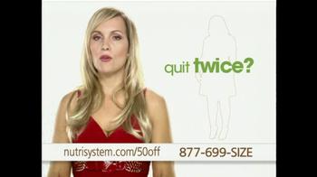 Nutrisystem TV Spot, 'Finding A Program That Works' - Thumbnail 3