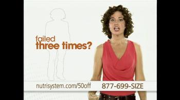 Nutrisystem TV Spot, 'Finding A Program That Works' - Thumbnail 4