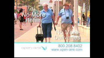 Open Aire TV Spot For Open Aire