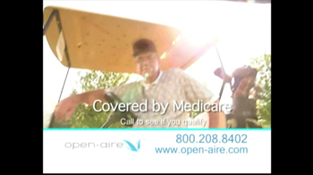Open Aire TV Spot For Open Aire - Thumbnail 10