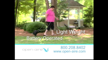 Open Aire TV Spot For Open Aire - Thumbnail 3