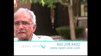 Open Aire TV Spot For Open Aire - Thumbnail 9