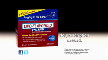 Lipo-Flavonoid TV Spot Basketball Court Ringing In The Ears - Thumbnail 8