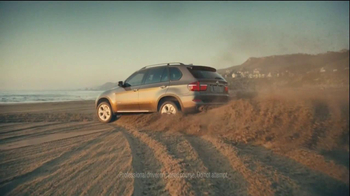 BMW TV Spot For The Ultimate Driving Machine