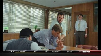 ESPN TV Spot For Fantasy Football Scissors