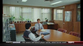 ESPN TV Spot For Fantasy Football Scissors - Thumbnail 1