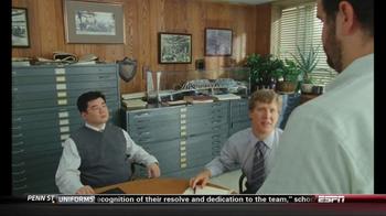 ESPN TV Spot For Fantasy Football Scissors - Thumbnail 3