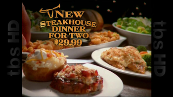 Longhorn Steakhouse TV Spot For Steakhouse Dinner For Two - Thumbnail 1