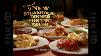 Longhorn Steakhouse TV Spot For Steakhouse Dinner For Two - Thumbnail 2
