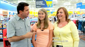 Walmart TV Spot, 'HTC EVO 4G LTE with Anne' - 80 commercial airings