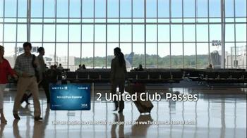 Chase United MileagePlus Explorer Card TV Spot - Thumbnail 4