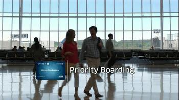 Chase United MileagePlus Explorer Card TV Spot - Thumbnail 5