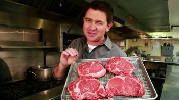 Walmart TV Spot For Saloon Steakhouse Steak-Over - 35 commercial airings