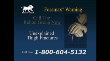 Relion Group TV Spot For Fosamax - Thumbnail 4