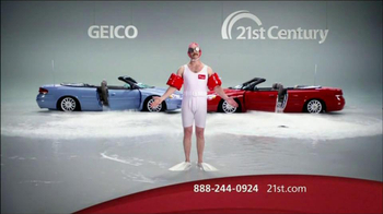 21st Century Insurance TV Spot, 'Flash Flood'
