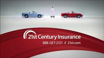 21st Century Insurance TV Spot, 'Parallel Parking' - Thumbnail 6