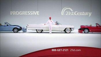 21st Century Insurance TV Spot, 'Parallel Parking' - 3698 commercial airings