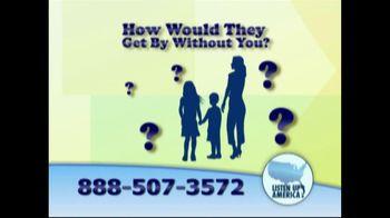 Listen Up America TV Spot, 'Life Insurance Policies'