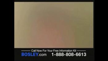 Bosley TV Spot For Permanent Solution - Thumbnail 4