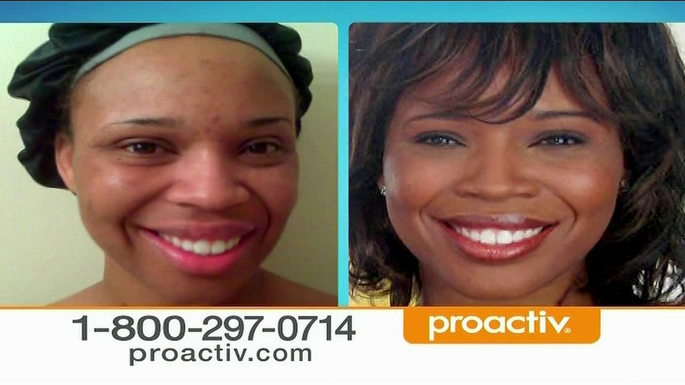 Proactiv TV Commercial For Free Shipping