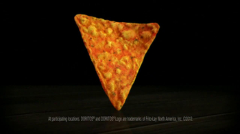Taco Bell Doritos Locos Tacos TV Spot, 'Overthinking'  - Thumbnail 3
